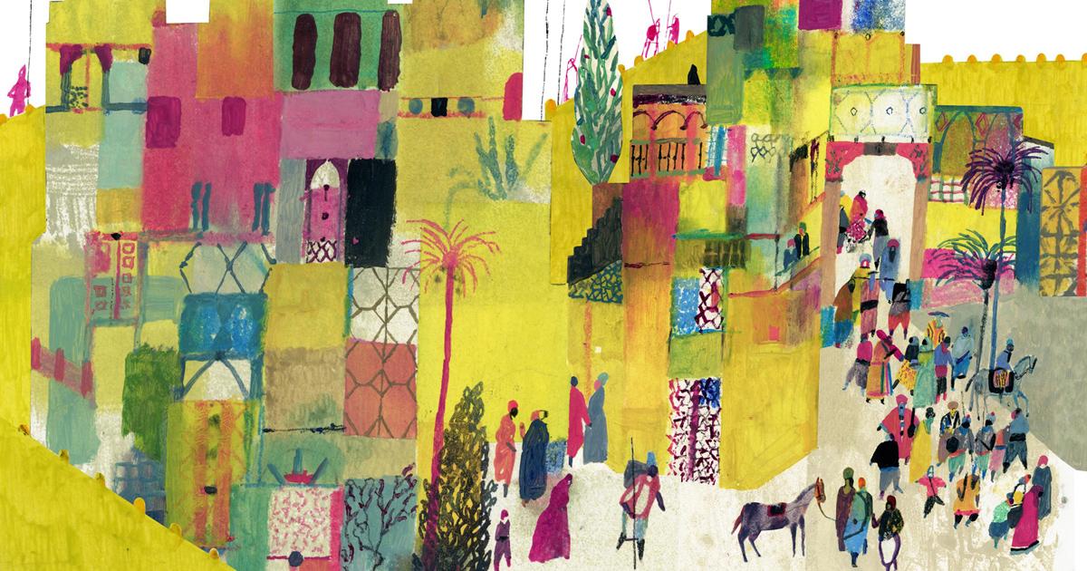 Dal quaderno di appunti al libro illustrato – con Jesús Cisneros
