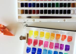 Acquarello: il linguaggio dei colori