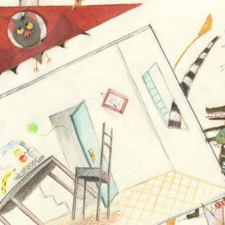Corso di illustrazione narrativa - con Eva Montanari