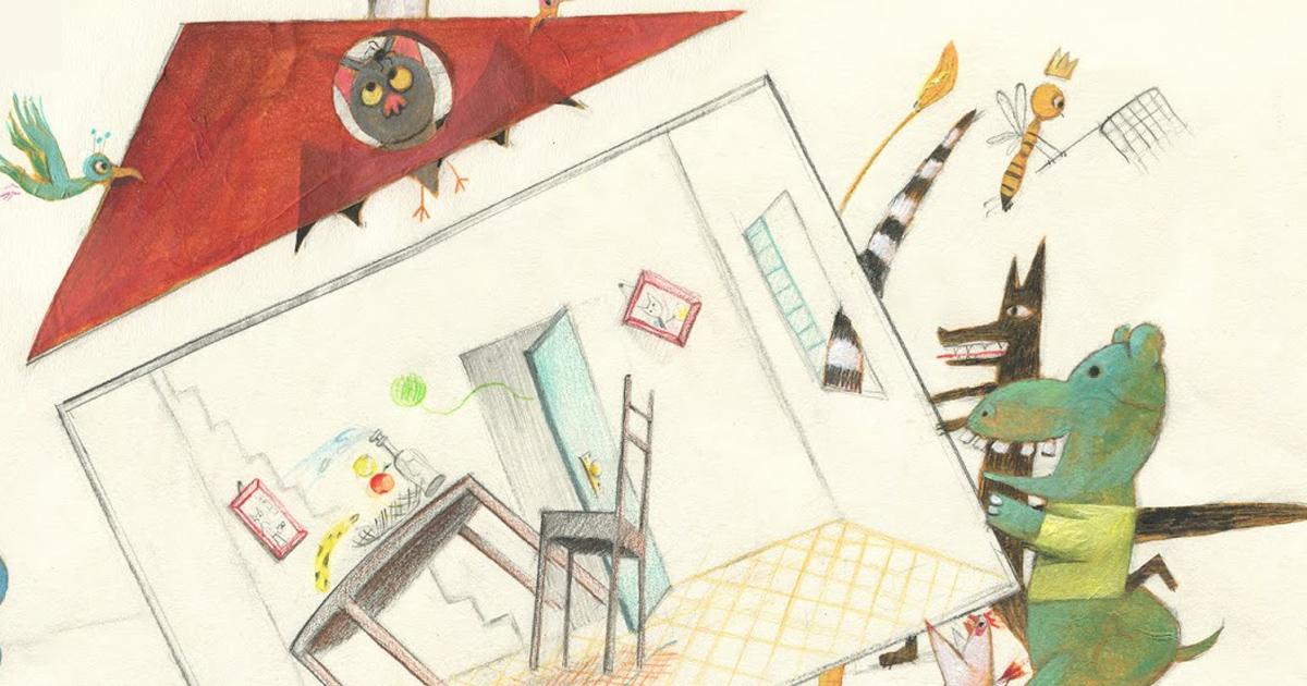 Corso di illustrazione narrativa – con Eva Montanari