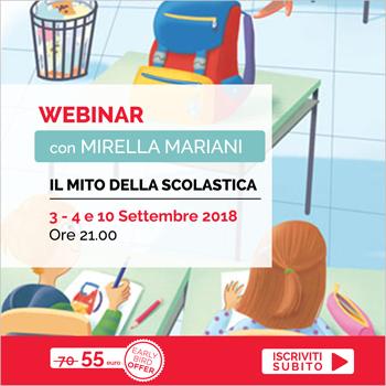 Il mito della Scolastica con Mirella Mariani