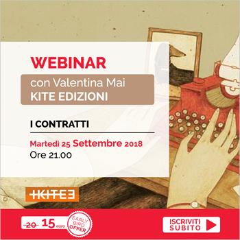La catena del libro - Contratti e Diritto d'autore con Valentina Mai