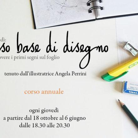 Corso base di disegno - con Angela Perrini