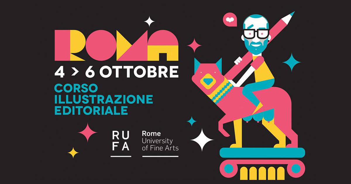 Corso di illustrazione editoriale – con Francesco Poroli