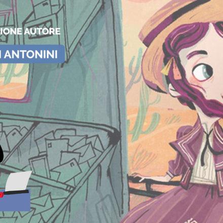 """Intervista a Christian Antonini – autore di """"Una lettera coi codini"""""""