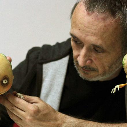 Corso base puppet-making - con Stefano Bessoni