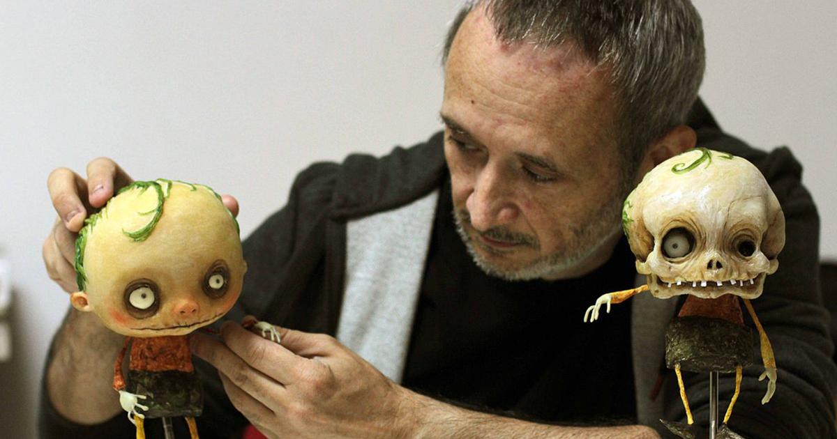 Corso base puppet-making – con Stefano Bessoni