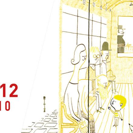 Picture book: processo creativo dal caos all'ordine - con Miguel Tanco