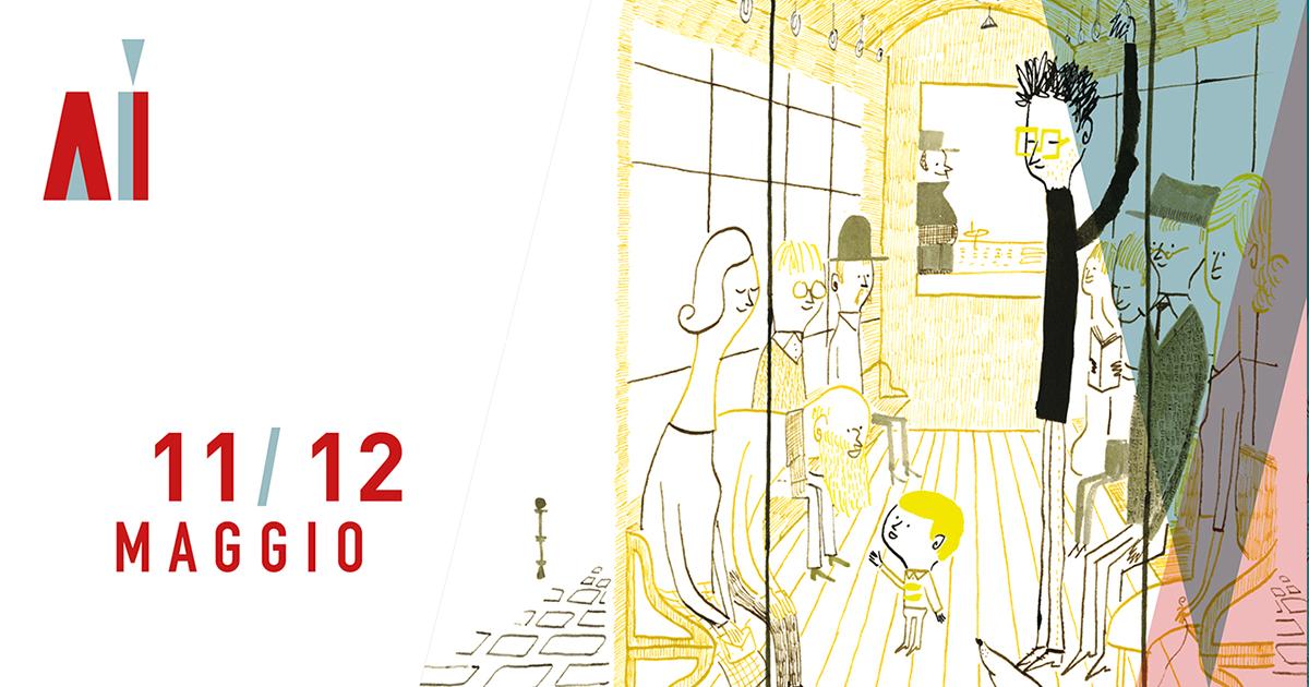 Picture book: processo creativo dal caos all'ordine – con Miguel Tanco