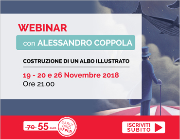 Viaggio all'interno di un albo illustrato - con Alessandro Coppola