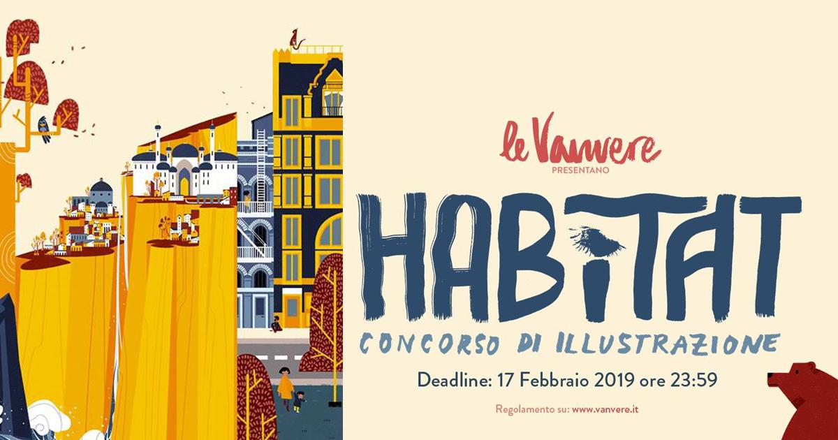 Habitat – Concorso di illustrazione