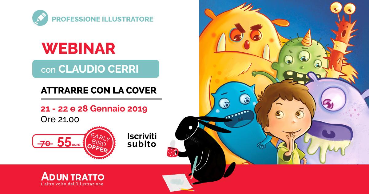 Attrarre con la cover – con Claudio Cerri