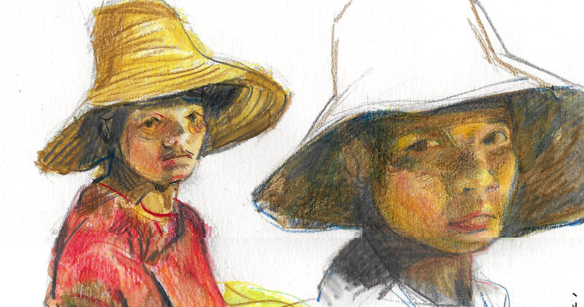 """Workshop acquerello tecnica """"matite acquerellabili"""" – con Guidomichele Iagulli"""