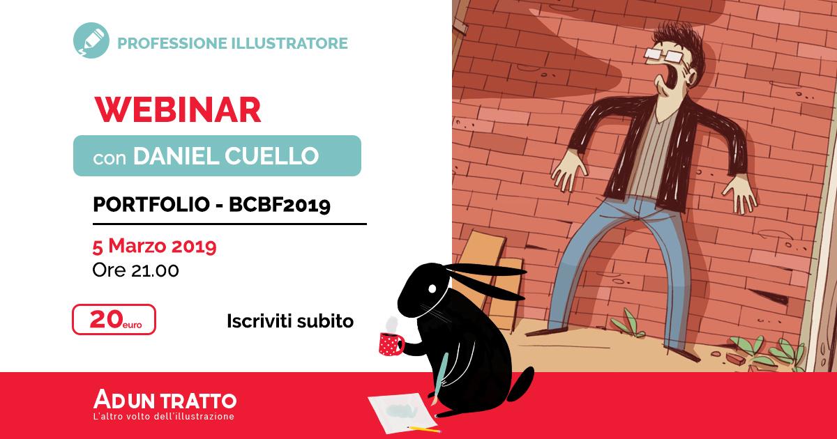 Portfolio – Come prepararsi alla BCBF2019 – con Daniel Cuello