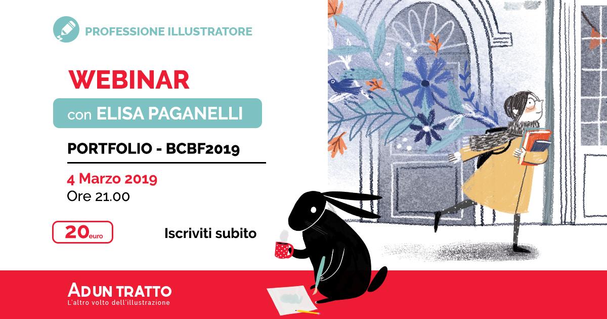 Portfolio – Come prepararsi alla BCBF2019 – con Elisa Paganelli