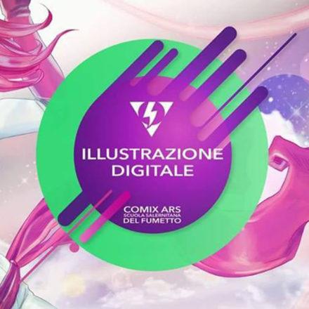 Corso Illustrazione Digitale - con Armanno Fortunato