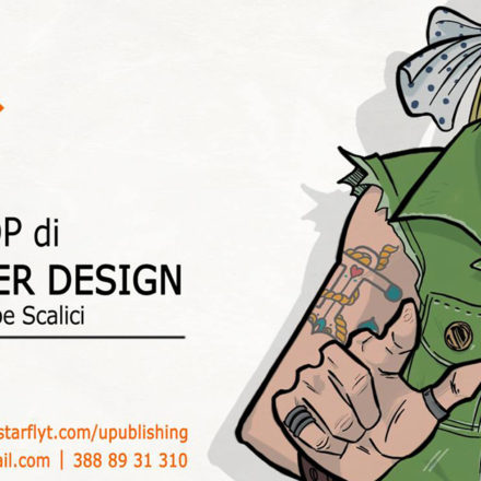 Workshop di Character Design - con Giuseppe Scalici