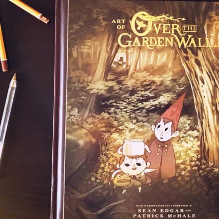 L'arte di Over the Garden Wall