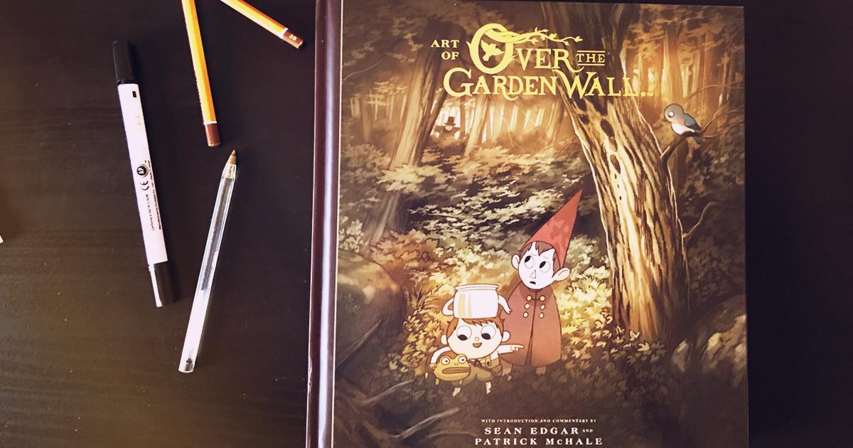 L'arte di Over the Garden Wall