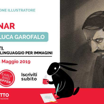 Contrasti: La base del linguaggio per immagini - con Gianluca Garofalo