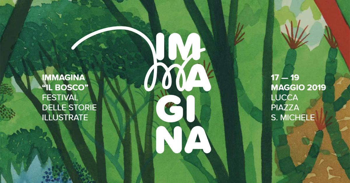 Immagina festival delle storie illustrate