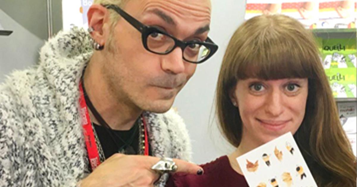 Attenti a quei due: l'autopromozione – con Davide Calì e Marianna Balducci