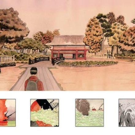 """""""Quaderni giapponesi vol. 2 – Il vagabondo del manga"""" di Igort: il disegno come viaggio nella memoria e nell'immaginazione"""