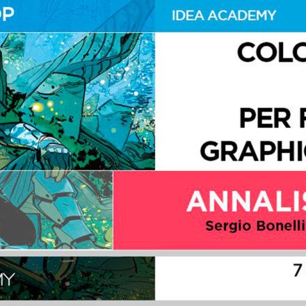 Colorazione digitale - con Annalisa Leoni