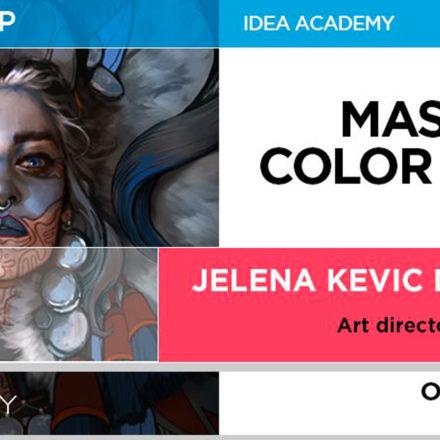 Mastering Color Design - con Jelena Kevic Djurdjevic