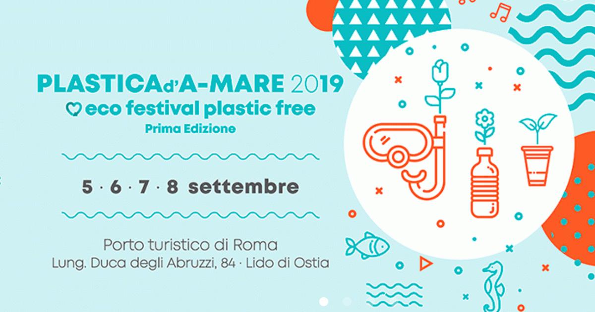 Plastica d'Amare, Eco Festival Plastic Free