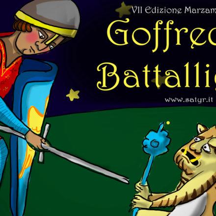 VII edizione di Marzamareddu - Goffredus Battalierus