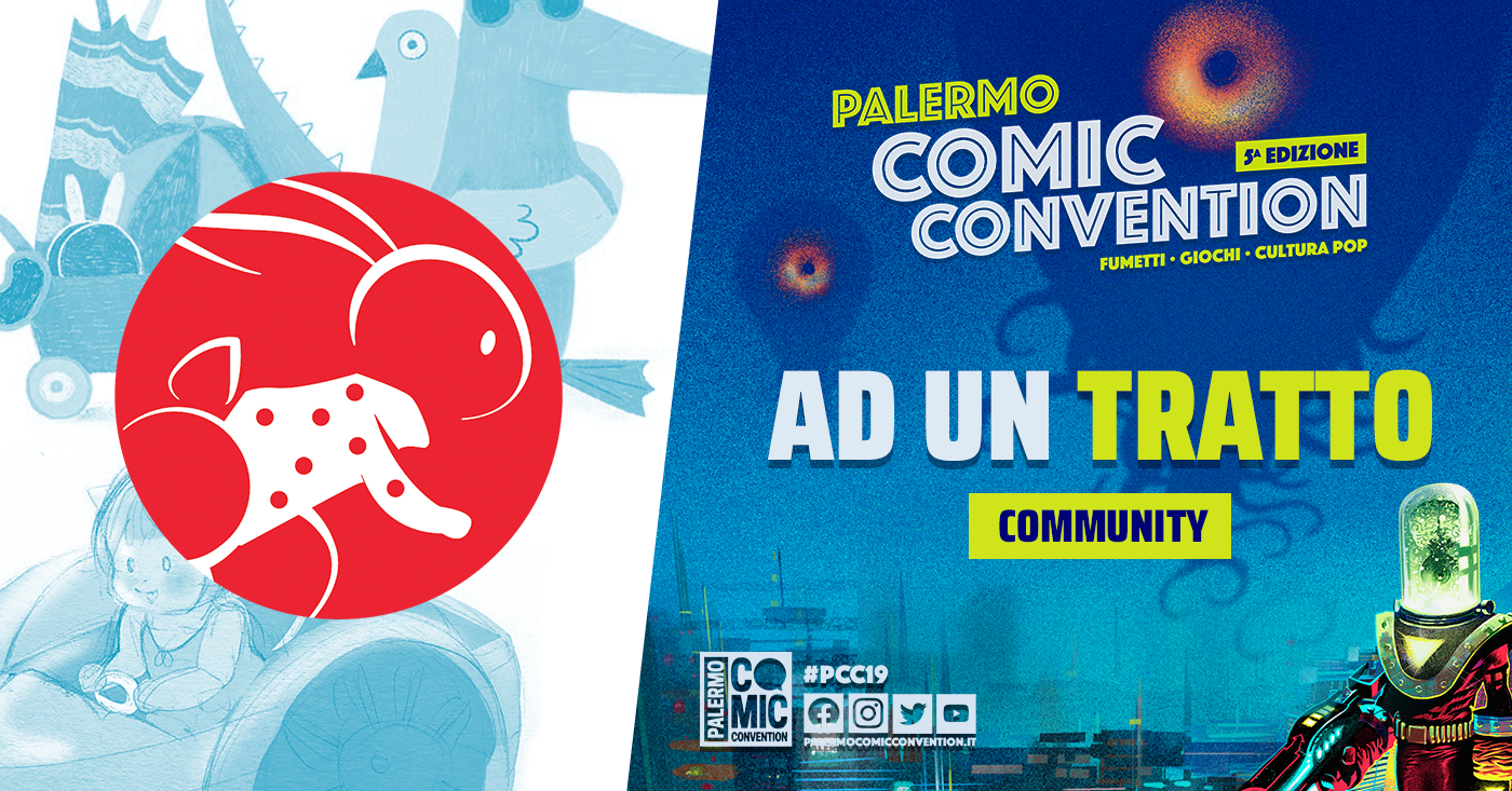 Portfolio Illustrato – con Aduntratto al Palermo Comic Convention