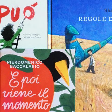 Wonder Trio: 3 libri mantra per farci del bene