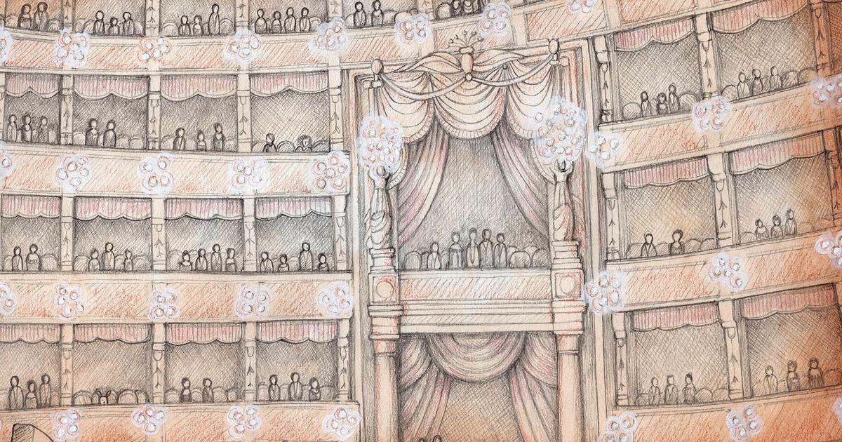 Raccontare gli spazi – con Mariella Cusumano