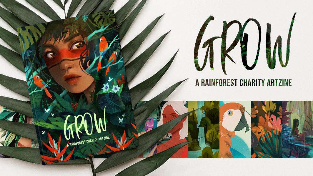 Salviamo l'Amazzonia – Grow