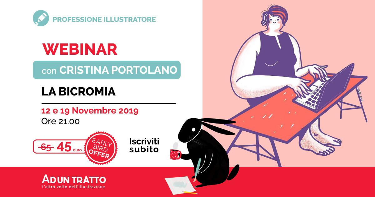 La Bicromia – Webinar pratico/tecnico – con Cristina Portolano