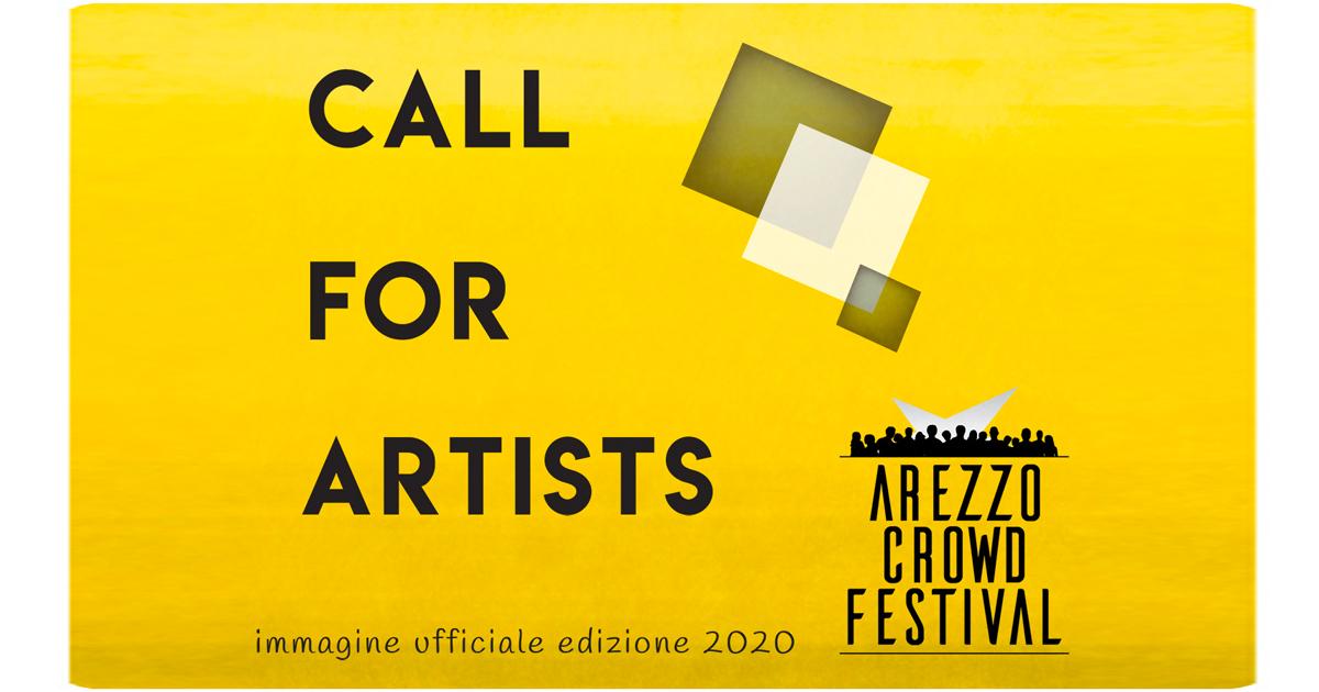 Arezzo Crowd Festival 2020: BETHECHANGE