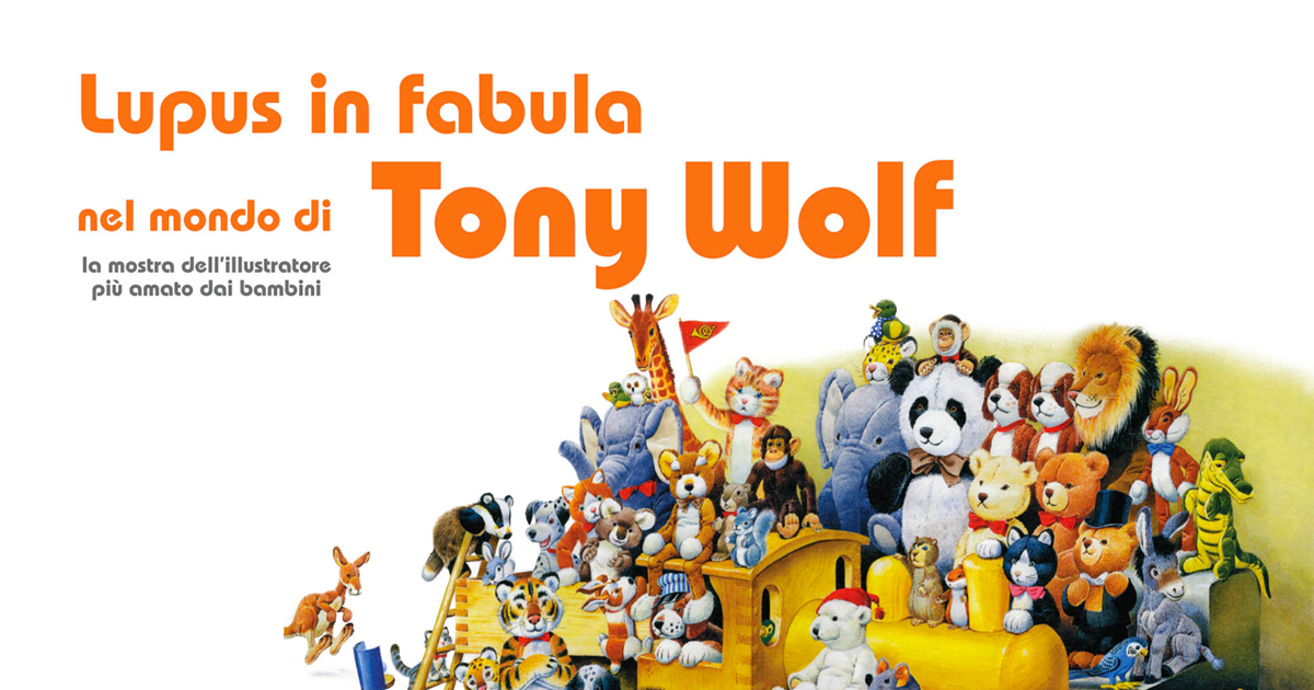 Lupus in fabula – Nel mondo di Tony Wolf