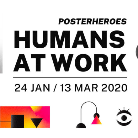Posterheroes - HUMANS AT WORK