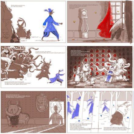 Storyboard per albi illustrati - con Anna Pirolli