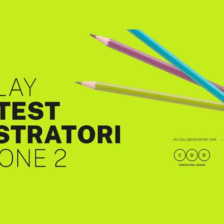 RE-PLAY Contest illustratori - II˚ Edizione