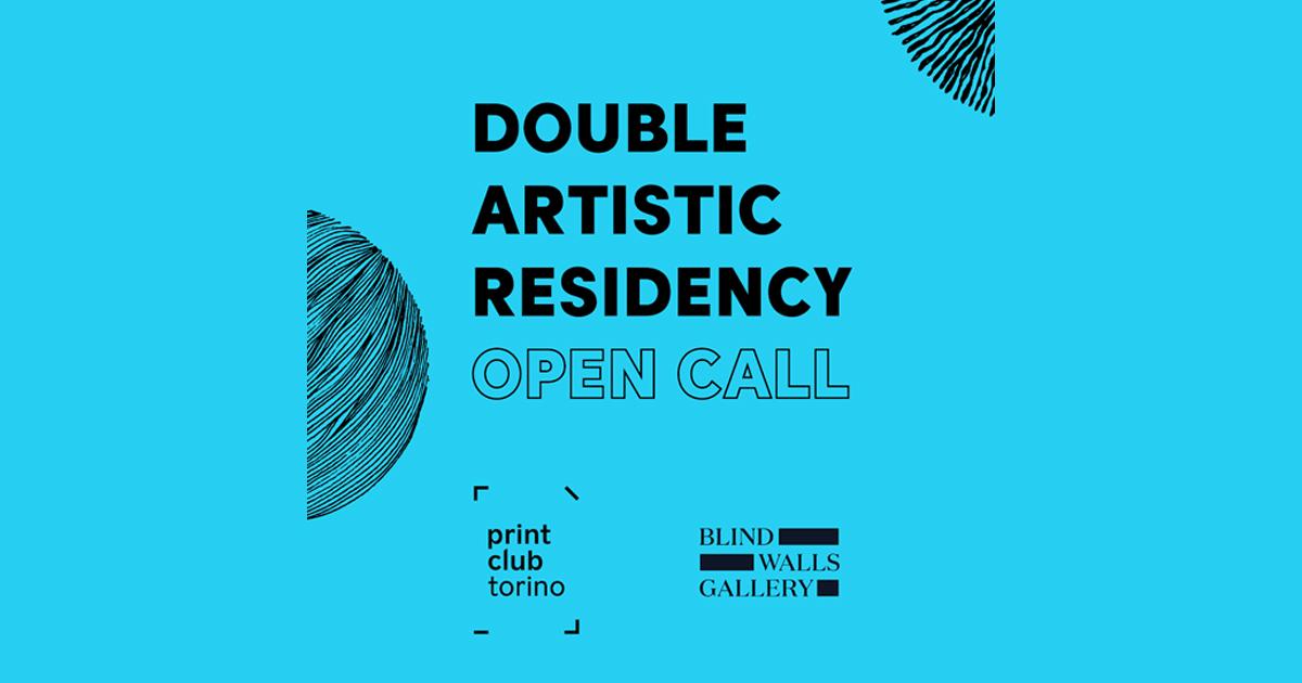 CALL – Progetto di residenza artistica – Print Club Torino