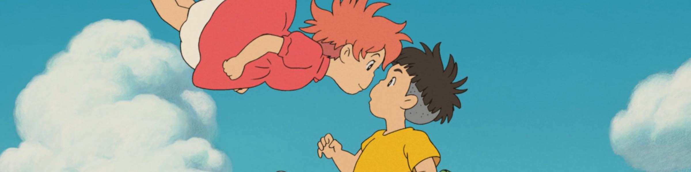 Sull'onda dell'animazione – studio Ghibli e Kanagawa