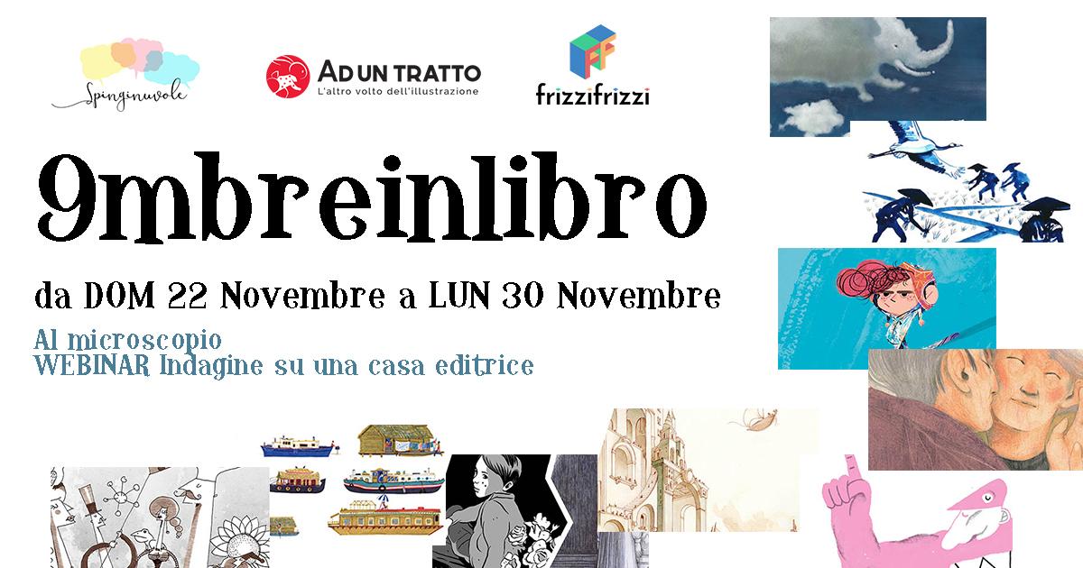 9mbreinlibro – Webinar con Nomos Edizioni con Benedetta Tosi