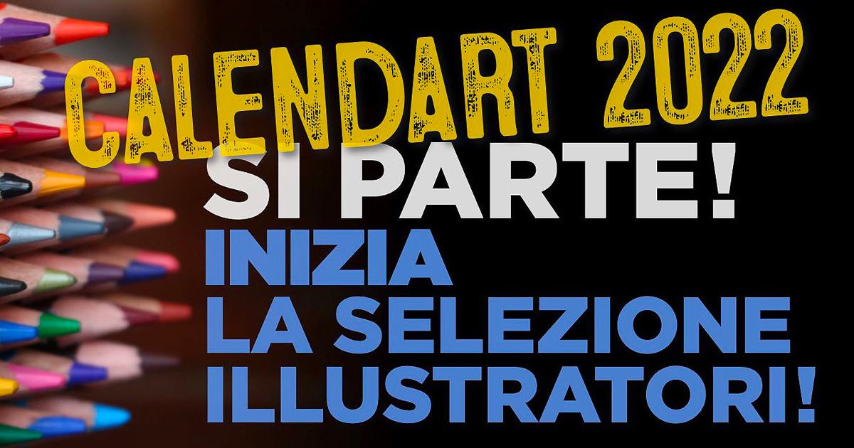 Contest calendart buffetti 2022