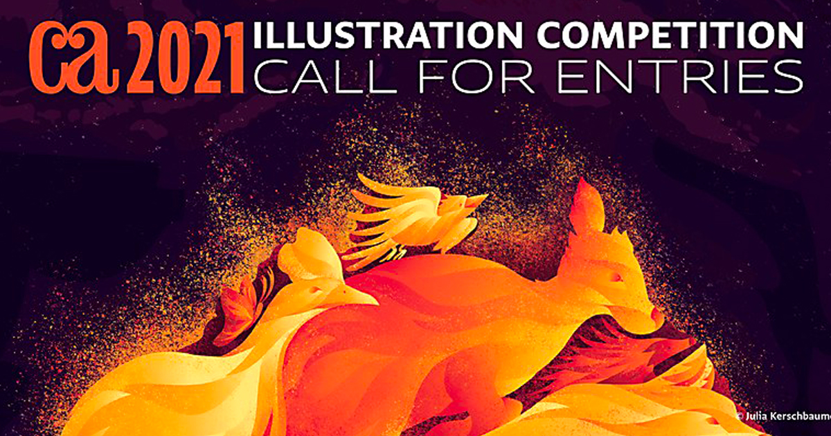 Communication Arts 2021 Illustration Competition