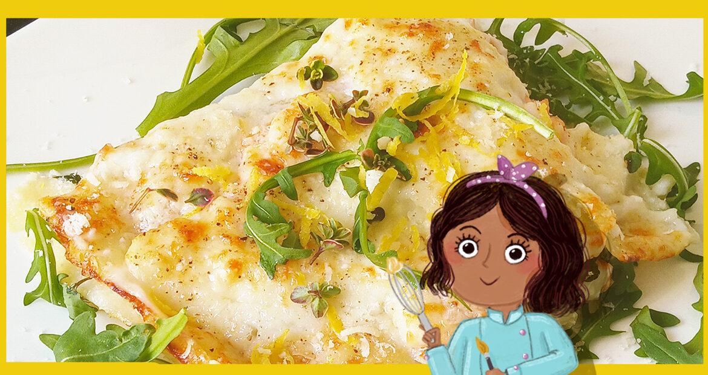 Ricette illustrate di Sri – Lasagne al salmone