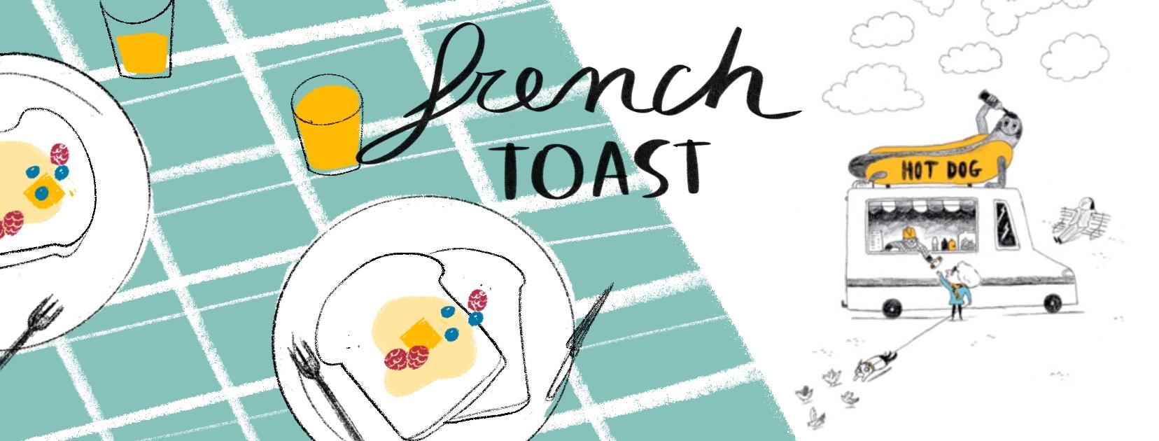 French Toast Club /1 – SÉBASTIEN MOURRAIN