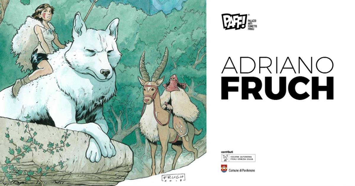 PAFF! – Adriano Fruch