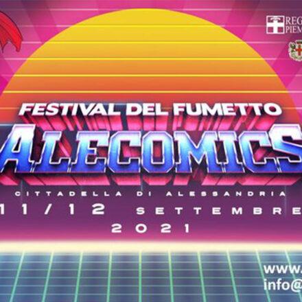 Alecomics2021 - Festival del Fumetto